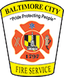 Logo for Fire Department